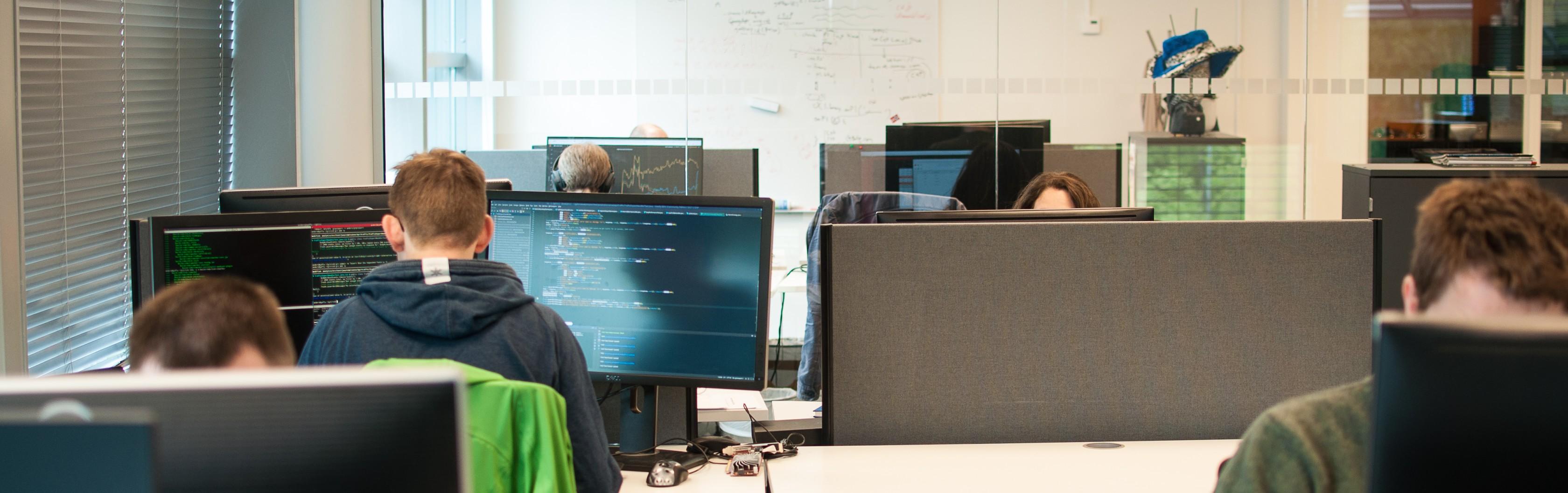 Software Engineering at Cxense